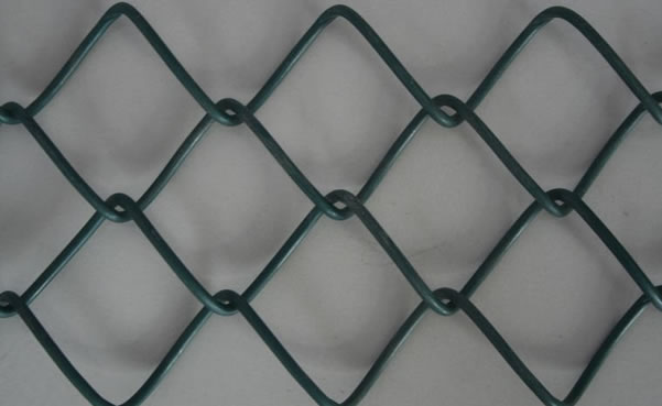 HIGH SECURITY FENCING: Chain link fence mesh and razor wire